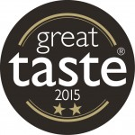 Great Taste Awards 2-Star 2015