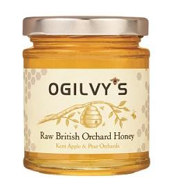 Raw British Orchard Honey