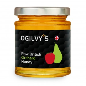 Raw British Orchard Honey