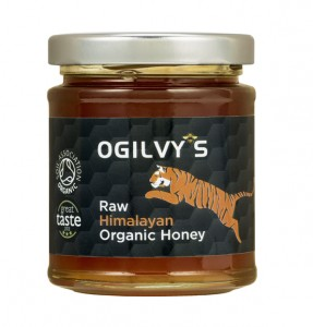 Raw Himalayan Organic Honey