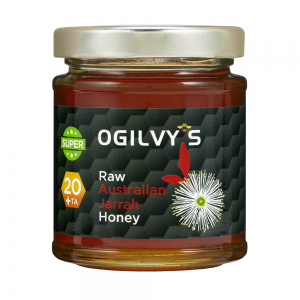 Raw Australian Jarrah Honey