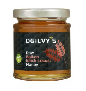 Raw Organic Balkan Black Locust Honey