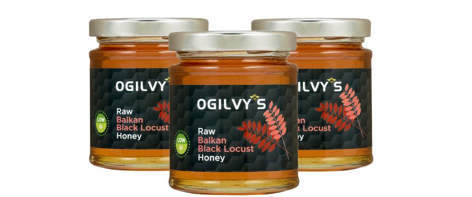 Win a Jar of Balkan Black Locust Honey