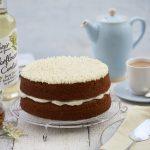 Ian Cumming Honey Cake with Elderflower Icing