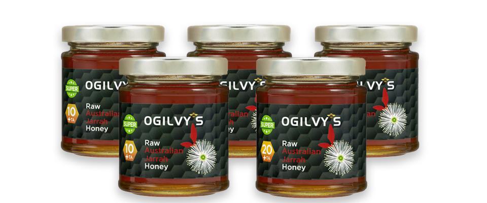 Ogilvys Jarrah Competition