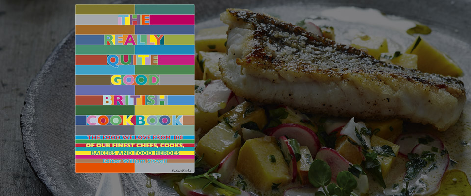Win The Really Quite Good British Cookbook
