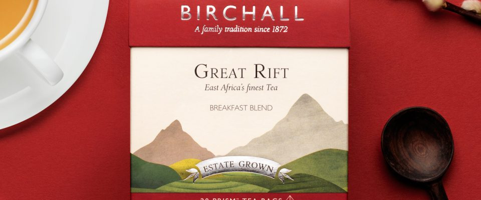 WIN a Case of Birchall Tea!