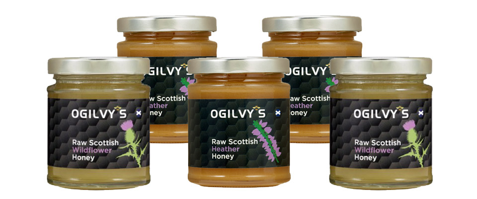 Win Ogilvys Scottish Honey