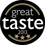 Great Taste Awards 3-Star 2013
