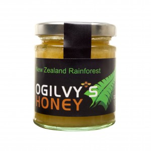 New Zealand Rainforest Honey