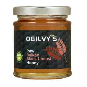 Raw Balkan Black Locust Honey