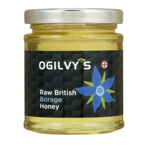 Raw British Borage Honey