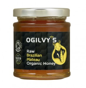 Raw Brazilian Plateau Organic Honey