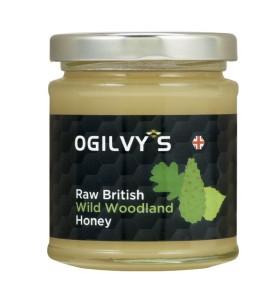 Raw Wild Woodland Honey