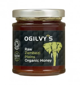 Raw Zambezi Plains Organic Honey
