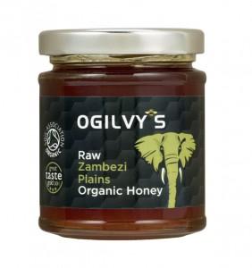 Raw Zambezi Plains Organic Honey