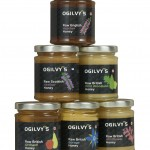 Ogilvy's Honey at the Burghley Horse Trials