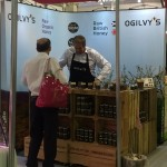 Ogilvy's Honey at the Speciality & Fine Food Fair 2015