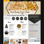 New Ogilvys Honey Website
