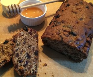 Fruit & Honey Tea Loaf