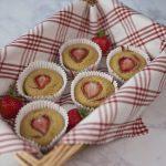 Gluten-free Strawberry Vanilla Cupcakes
