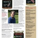 Stamford Living features Ogilvy's honey at Burghley Horse Trials Food Walk 2017